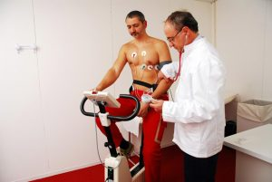 """The Med-ex Medical Partner Scuderia Ferrari, with the help of 168 Ferrari employees, studied the programme's effects over a period of four years, comparing them to the """"Progetto Brisighella"""" study, which has been studying risk factors for cardiovascular and metabolism-related health problems on the people of Brisighella in Emilia-Romagna for the last 40 years becoming a benchmark for research in this area."""