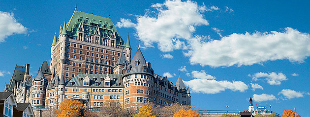 Fairmont Le Château Frontenac is a castle fit for a princess, and Rapunzel would feel right at home in the hotel's towering turrets (although, the hotel recommends her beau take the elevator to the top). In 400-year-old Québec City, the happy couple could spend days exploring the town's European flavor, and if the prince felt so inclined he could easily scale the stone walls of this historic gated city.