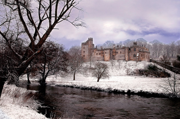 Haddon Hall, one of Derbyshire's finest historic houses, will be transported back to its medieval origins this winter from 5 -19 December, with an enchanting programme of festive events celebrating its heritage.