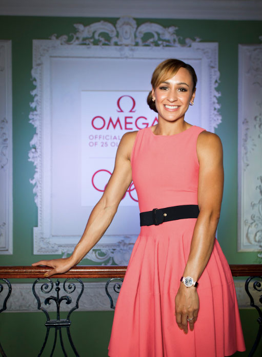 "Jessica Ennis said she was nervous for her competition, but felt prepared at the same time: ""I was very much aware that I had to go out there and do it and deliver. There are so many things that can go wrong during the heptathlon so I just wanted to stay really focused. Obviously I believed in myself but I didn't want to take anything for granted and get carried away""."