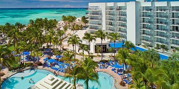 "Marriott and Renaissance Caribbean & Mexico Resorts is celebrating the summer by giving away 100 free room nights over the next thirty days through the launch of its first-ever ""Spot the SunSM"" campaign on Facebook."