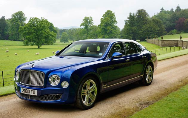 Bentley Motors is delighted to confirm its role as the main sponsor of the inaugural Windsor Castle Concours of Elegance – a unique gathering of 60 of the world's rarest and most desirable cars – taking place in the beautiful grounds of the Castle between 7-9 September 2012.