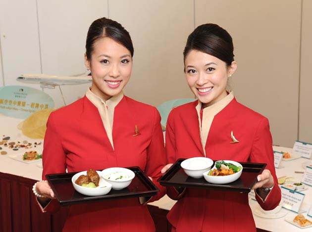"Cathay Pacific today announced the introduction of the new ""Cathay Pacific Signature Chinese Dishes"" on its inflight menus."