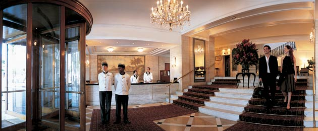 The Orient Express Copacabana Palace embarks on a stellar facelift as all eyes turn to Rio De Janeiro.
