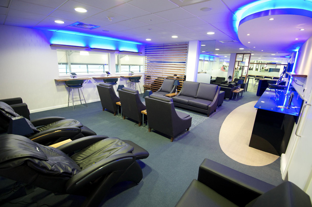 London's newest international airport continues to extend and improve upon excellent service and quality products with an all-new bar and executive lounge in the passenger terminal, which have opened before the 2012 London Games.