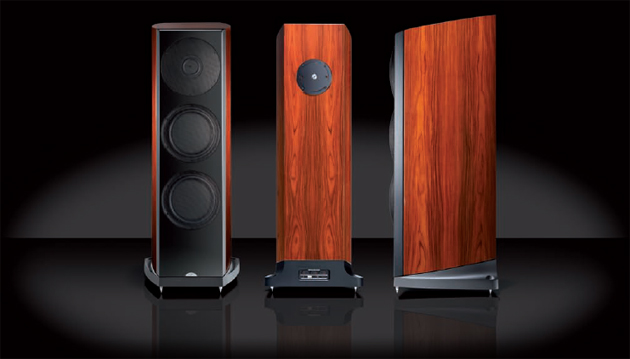 Naim Audio, British manufacturer of premium audio equipment, today launched its most expensive and highest performing speakers yet. Weighing in at £30,000 per pair, the imposing Ovator S-800 is a must-have for audiophiles with plenty of space to party in.