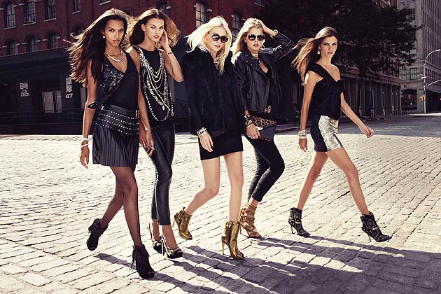 "Nine West partnered with Lloyd & Co, a New York based creative agency specializing in fashion and luxury branding and advertising, to execute the campaign.  Doug Lloyd, Founder and Creative Director of Lloyd & Co, said, ""The Nine West campaign is an unforgettable fashion story that's all about design, direction and discussion.  It's a conversation that all women will want to be a part of and can relate to. Together we have created a global brand platform for a life beyond print."""