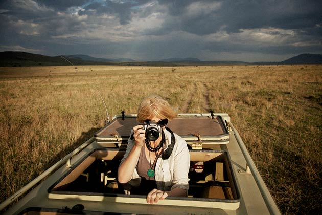 The Nomad Tanzania photographic Safari with professional photographer Paul Joynson Hicks.