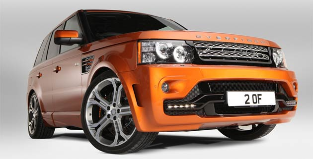 Overfinch, the world's leading authority in high performance derivatives of Range Rover models, has unveiled its most powerful Range Rover Sport to date, named the Sport GTS-X.