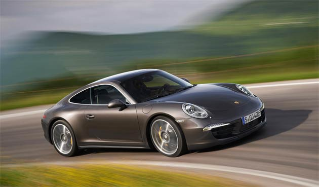The New All Wheel Drive Porsche 911 Models Increase Performance By A
