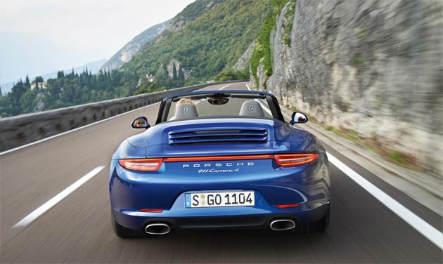 The new 911 with all-wheel drive builds on the success of the previous generation of Carrera 4 models, of which a total of about 24,000 units have been sold since 2008. This represents a 34 per cent share of total sales of second generation 'Type 997' models. This previous generation introduced three of the greatest development steps in powertrain technology that the 911 with all-wheel drive ever made: new engines with direct petrol injection, the Porsche Doppelkupplung (PDK) gearbox and electronically-controlled Porsche Traction Management (PTM). In July 2011, Porsche crowned the model series with the 911 Carrera 4 GTS, whose 3.8-litre engine was boosted to 408 hp (300 kW).