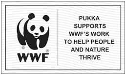 Pukka Herbs and WWF UK 'Create a beautiful World' together in 2012.