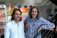 Founded in 2002 by Sebastian Pole and Tim Westwell based on their mutual passion for natural health and wellbeing and the principles of Ayurveda (traditional Indian medicine