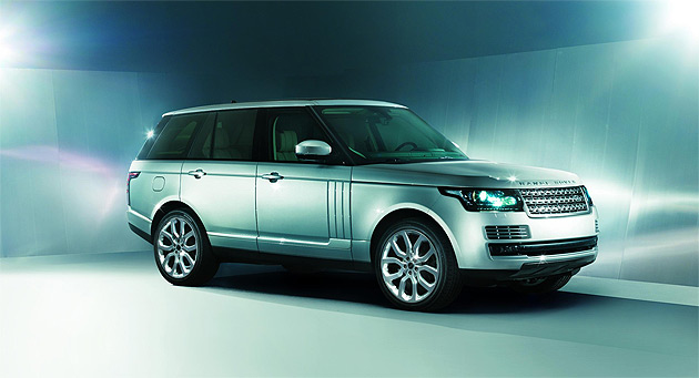 The New Luxurious Range Rover - The Worlds most refined and capable luxury SUV.
