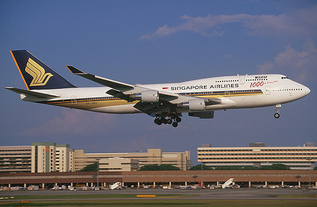 Singapore Airlines To Fly Giant Pandas From China To Singapore.