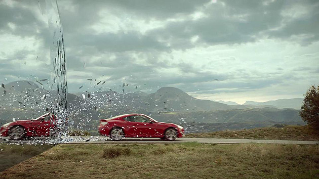 """Lisa Fielden, Toyota Brand and Digital Marketing Manager, said: """"These are exciting times forToyota, GT86 marks the start of a new chapter and the communications reflect this, perfectly summing up the essence of this car."""""""