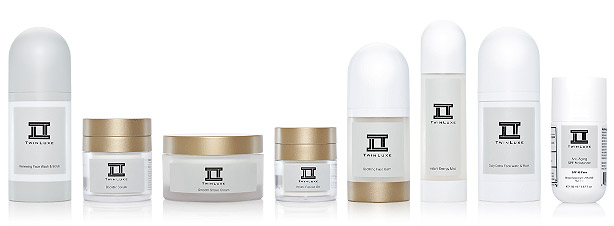 Luxury Men's Skin Care Line, TwinLuxe, Launches Anti-Aging