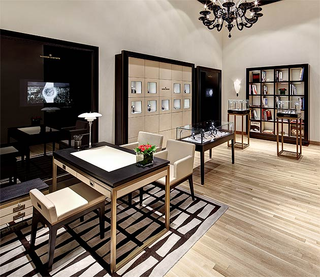 Vacheron Constantin, the world's oldest watch manufacture with more than 250 years of uninterrupted history, announces the opening of its latest exclusive boutique in the luxurious Palazzo Hotel, Resort & Casino in Las Vegas.