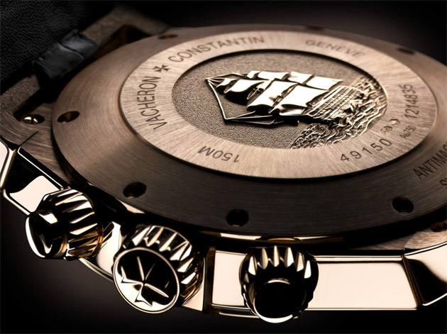 The Overseas collection by Vacheron Constantin welcomes two new models combining a sporting spirit and technical Haute Horlogerie. The Overseas Perpetual Calendar Chronograph model comes in an 18-carat pink gold version, while the Overseas Chronograph timepiece features a steel case framing a deep blue dial.