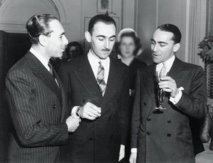 The three Arpels brothers