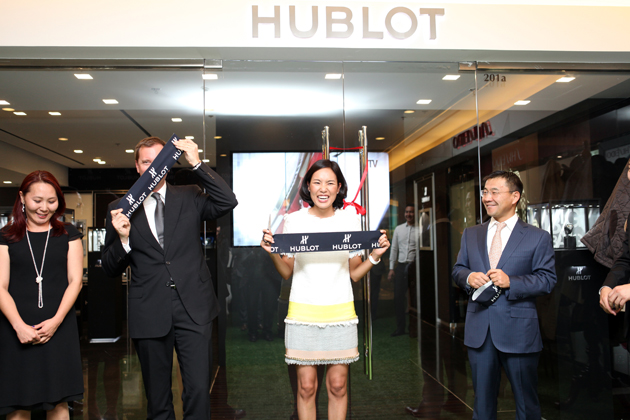 As the capital and nerve centre of a resource-rich country in the midst of an economic boom, Ulaanbaatar has enormous development potential for the brand and its products. It is the 49th Hublot boutique in the world and the third in Northern Asia after Seoul (South Korea), and Ginza in Tokyo (Japan).