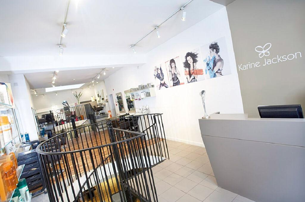 Inside the Karine Jackson Salon