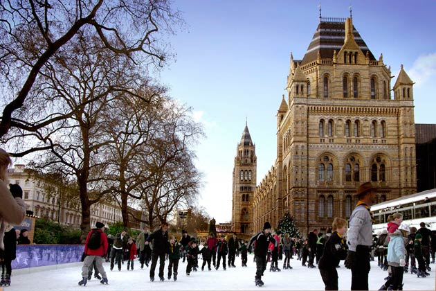Cap a memorable year for London with a visit to the city to experience one of the fabulous festive packages available at Jumeirah Carlton Tower and Jumeirah Lowndes Hotel, official hotel partner of the Natural History Museum's ice rink.