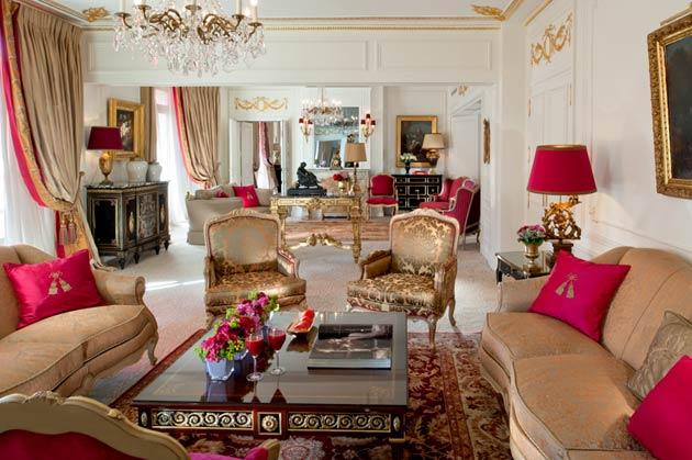 Royal Suite Living Room Lr C De Laubier Luxurious Magazine