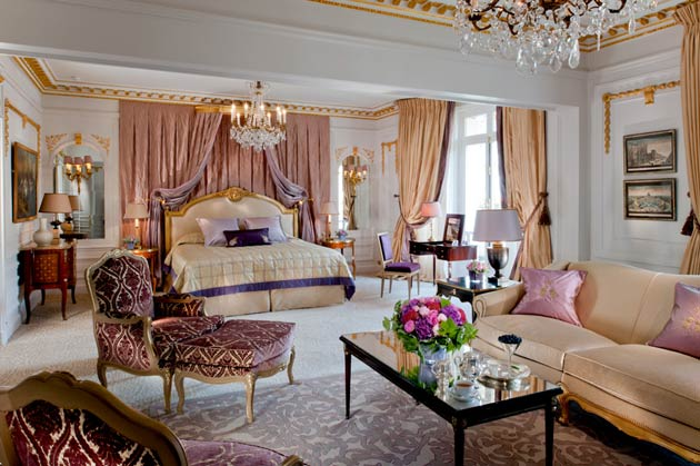 Dorchester Collections Hôtel Plaza Athénée in Paris Present its ...