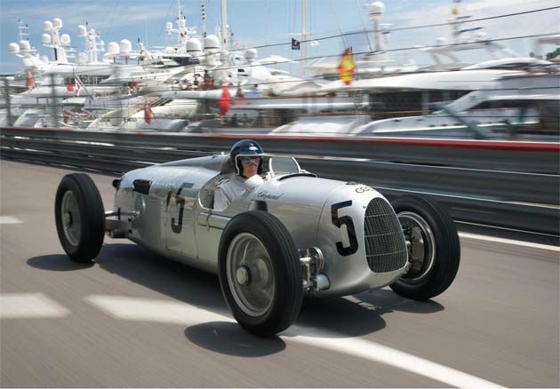 """This sentiment is shared by Formula 1 star Jacky Ickx. In anticipation of appearing at the Goodwood Revival, Ickx, who ranks alongside other racing legends of the 1960s and 1970s such as Sir Jackie Stewart and Emerson Fittipaldi, declared: """"It is a privilege to drive these cars."""" Audi Tradition's team of drivers is completed by a representative of Audi's more recent motor racing history, Frank Biela. Frank has not only won the STC and DTM Championships, but is also one of the true stars of the world famous Le Mans 24-hour race, with a total of five wins there to his name."""