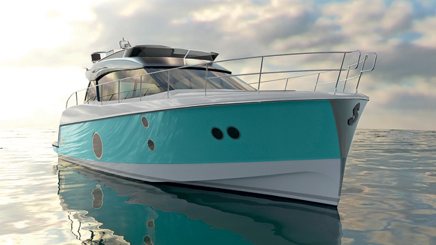 The Beneteau Monte Carlo 5 - Nuvolari & Lenard's Creativity, Beneteau's Performance.