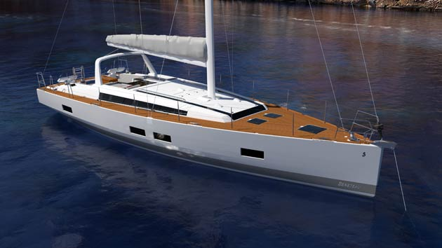 The Beneteau Oceanis 55 Cruising Yacht - A new lifestyle at sea.