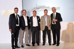 Benetti – part of Azimut Benetti Group – opened the Monaco Yacht Show 2012 introducing the project Design Innovation.