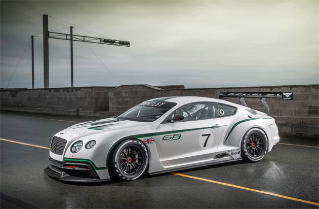 "Dr Wolfgang Schreiber, Bentley's Chairman and Chief Executive, comments:  ""The clear message from our customers is that Bentley belongs on the racetrack, and the Continental GT3 is the realisation of a dream we've had ever since the launch of the Continental GT. The new GT Speed is the perfect car for us to develop into a racer, and our work so far has shown huge potential. The Continental GT3 is set to show the world what the Continental GT is capable of in its most extreme form, and establishes a solid foundation for Bentley's long-term motorsport plans."""
