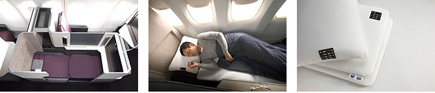 Seat Name: JAL SKY SUITE