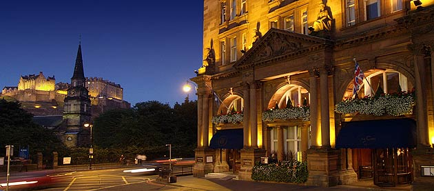 The Caledonian, A Waldorf Astoria Hotel To Feature Guerlain Spa As Part Of £24 Million Upgrade.