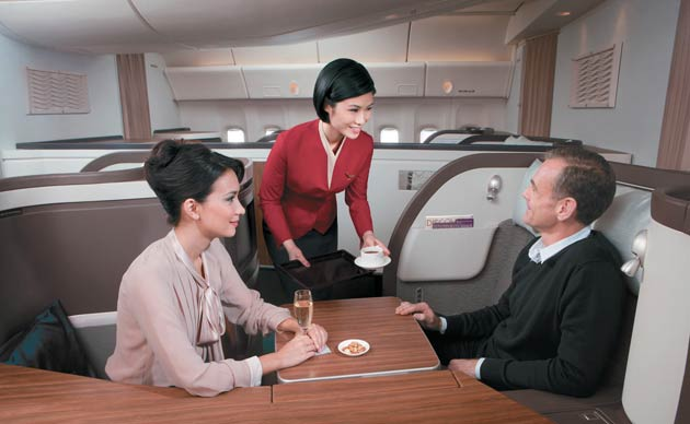 In addition to the opening of the new lounge, Cathay Pacific is introducing a second daily flight between Hong Kong and Paris as well as new products onboard. From 2 September, passengers on the CX261/260 flight pair can enjoy the airline's new Business Class – recently named the World's Best Business Class in the Skytrax poll – as well as the recently introduced Premium Economy Class and long-haul Economy Class seats. These flights will be operated by a Boeing 777-300ER aircraft.