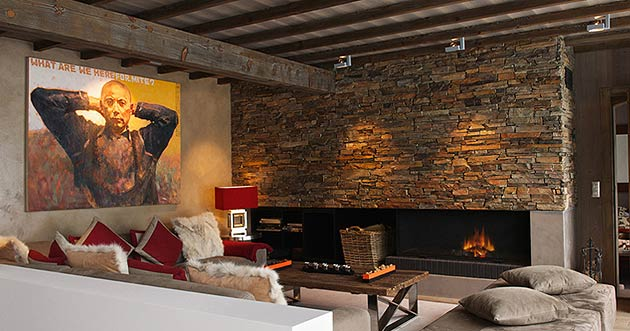 Chalet Brames is in Meribel and is set in a private enclave called Les Brames and is surrounded by 6 other chalets including one owned by Michael Schumacher so the area is really great for privacy however is a 5 minute drive from all the main lifts in Meribel.