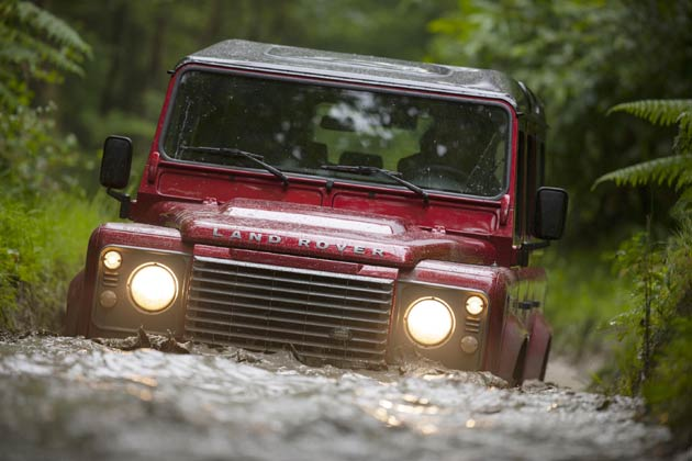 """The appeal of the Land Rover Defender has been strengthened with the opportunity for customers to enhance their driving comfort and also to personalise their vehicle with a range of contrast roof colours. Underpinned by the powerful 2.2-litre diesel engine and its go anywhere capability, the iconic Defender retains the rugged appeal that it's always been famous for but now with even greater customer choice,"""" says John Edwards, Land Rover Global Brand Director."""