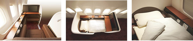 Seat Name: JAL SUITE