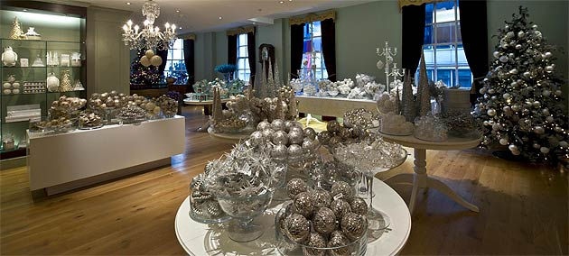 Fortnum & Mason has launched their world-famous, festive, and fun Christmas Bazaar on the First Floor.