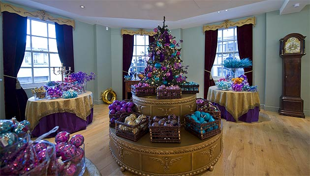 Christmas Bazaar 2012 launches at Fortnum & Mason based on Dick Whittington and the City of London