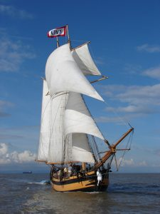 From mid-September, the glamorous superyachts at Gibraltar's Ocean Village will have some competition on their hands in the shape of HMS Pickle. The 73ft twin-masted tall ship, an exact replica of the 1799-built original, will become a permanent fixture and tourist attraction for the marina.