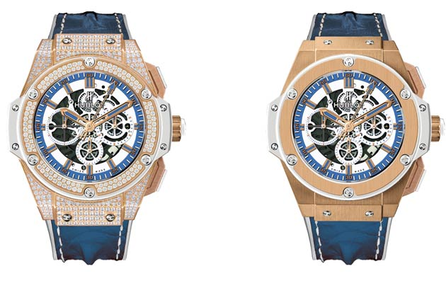 "Luxury Swiss watchmaker, Hublot, is to unveil its new limited edition Hublot King Power ""305 timepiece on 26 September, in tribute to the USA's Magic City – Miami."