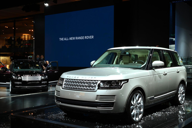 As the all-new Range Rover moves into the spotlight, Land Rover can declare with confidence that it remains the world's finest luxury SUV.