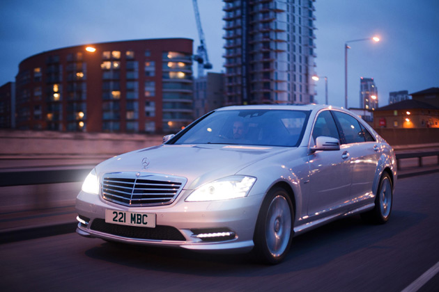 The award-winning Mercedes-Benz S-Class adds yet another accolade to its name – Professional Driver's Chauffeur Car of the Year 2012.