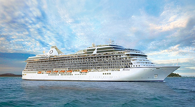 Oceania Cruises is offering two new taster cruises on board the company's brand new mid-sized, luxury cruise ship, Riviera.