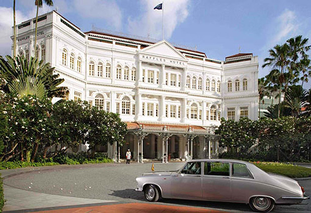 Singapore's most iconic hotel, Raffles Celebrates its 125th Birthday