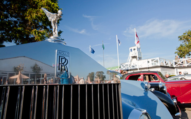 Rolls-Royce Motor Cars celebrated a record Goodwood Revival on the beautiful Sussex South Downs
