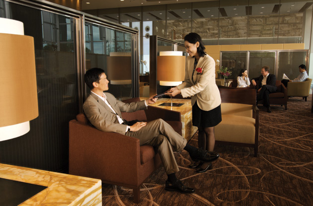Singapore Airlines Has Appointed Renowned Architectural And Interior Design Firm Ong Ong To Develop A New